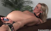 Big tits Abbey Brooks toy solo